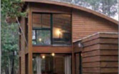 Autour de la maison bois