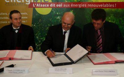 Alsace, des initiatives pour consommer moins