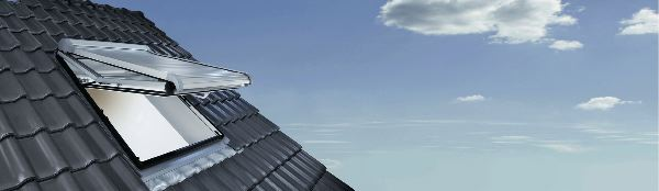 Un volet roulant solaire