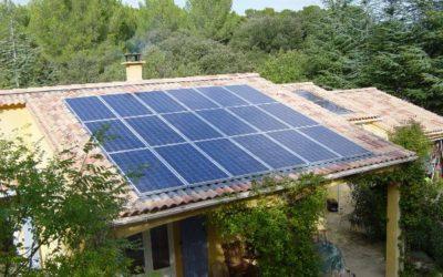 Une entreprise mise sur l'électricité solaire