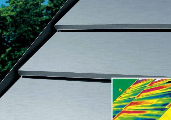Les modules solaires invisibles