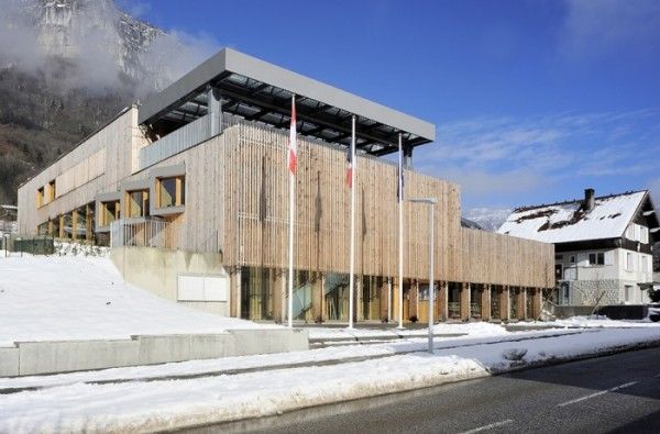 Prix national de la construction bois : Equipements Publics et Bâtiments Tertiaires