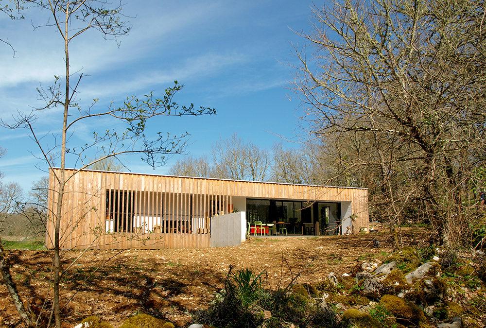 Prix national de la construction bois : Logements individuels < 120m²