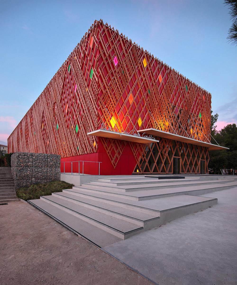 Prix national de la construction bois : Bâtiments Publics Education et Culture