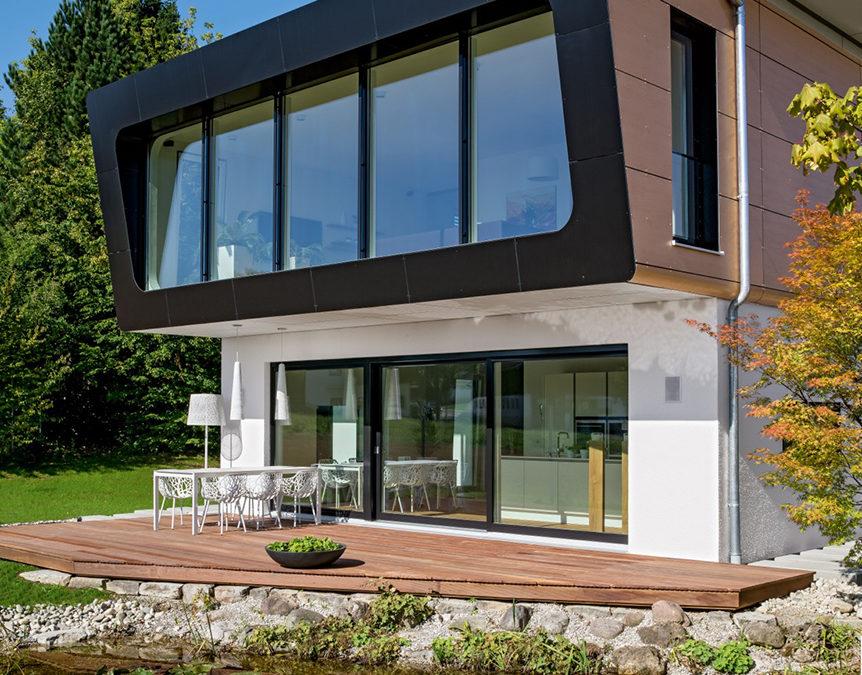Maisons bois BBC et passives à structure préfabriquée