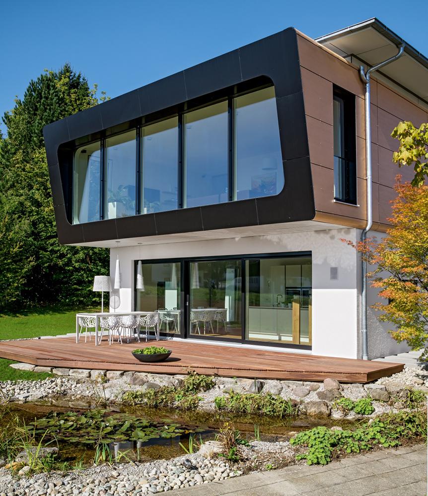 constructeur maison passive. Black Bedroom Furniture Sets. Home Design Ideas