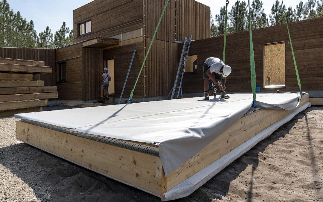 Ami Bois sauve 19 emplois en reprenant le constructeur de maisons bois Meison