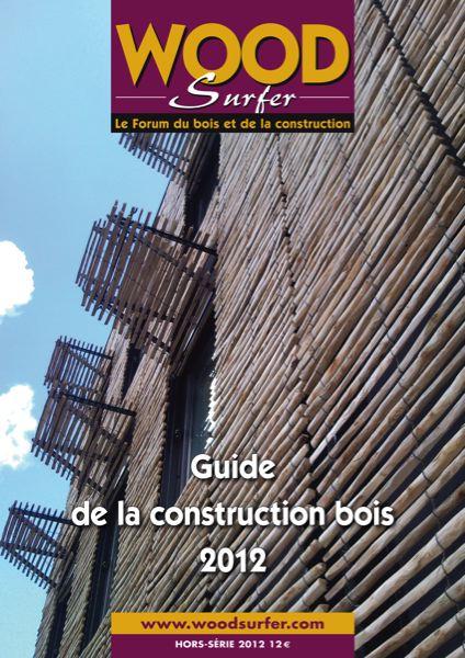 Les résultats de l'»Enquête nationale de recensement des constructions bois»