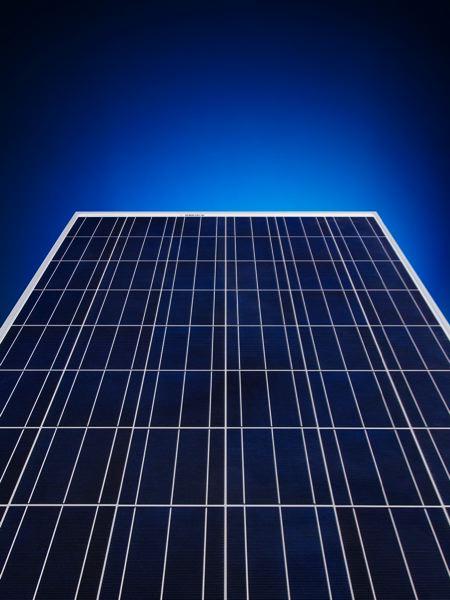 Un panneau photovoltaïque qui gagne 5 watts de puissance supplémentaires