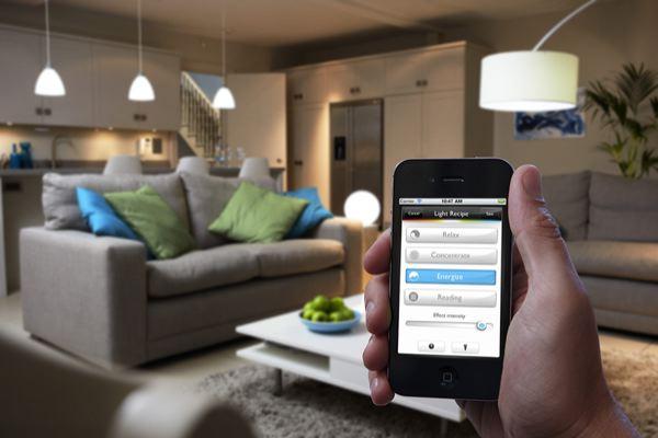 Des ampoules dans le réseau wifi