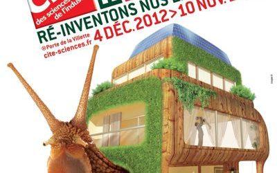Exposition «Habiter demain, ré-inventons nos lieux de vie» à la Villette