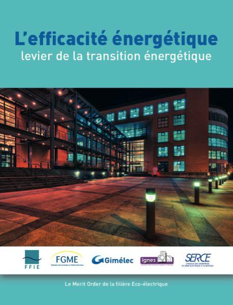 L'efficacité énergétique active : premier levier de la transition énergétique française