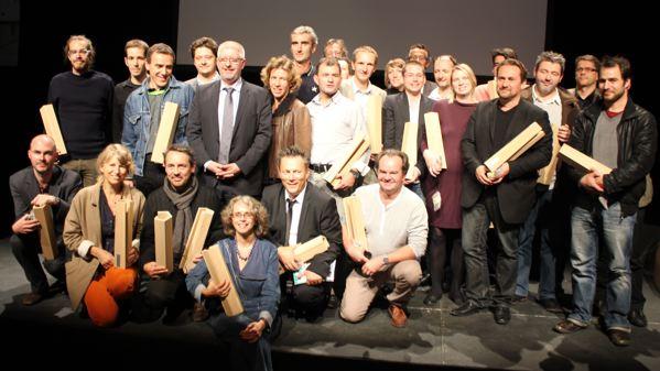Deuxième édition du Prix national de la construction bois