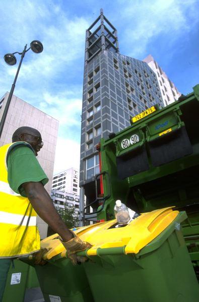 3 millions de tonnes de déchets recyclés