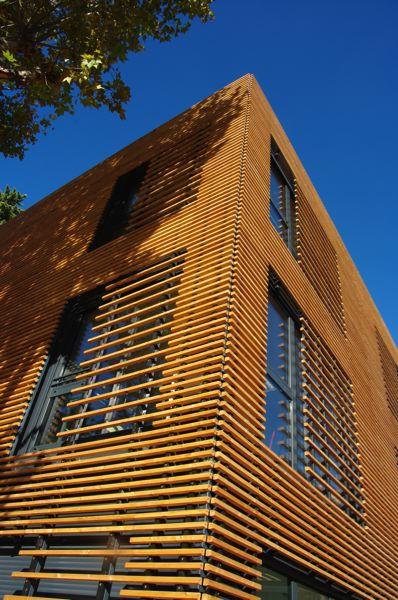 utilisation du bois à lextérieur  la maison bois par maisonsbois ~ Utilisation Du Bois Par L Homme