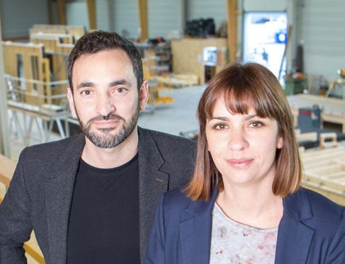 Arcadial, premier constructeur bois en Vendée et en Loire-Atlantique à obtenir la certification NF HABITAT HQE