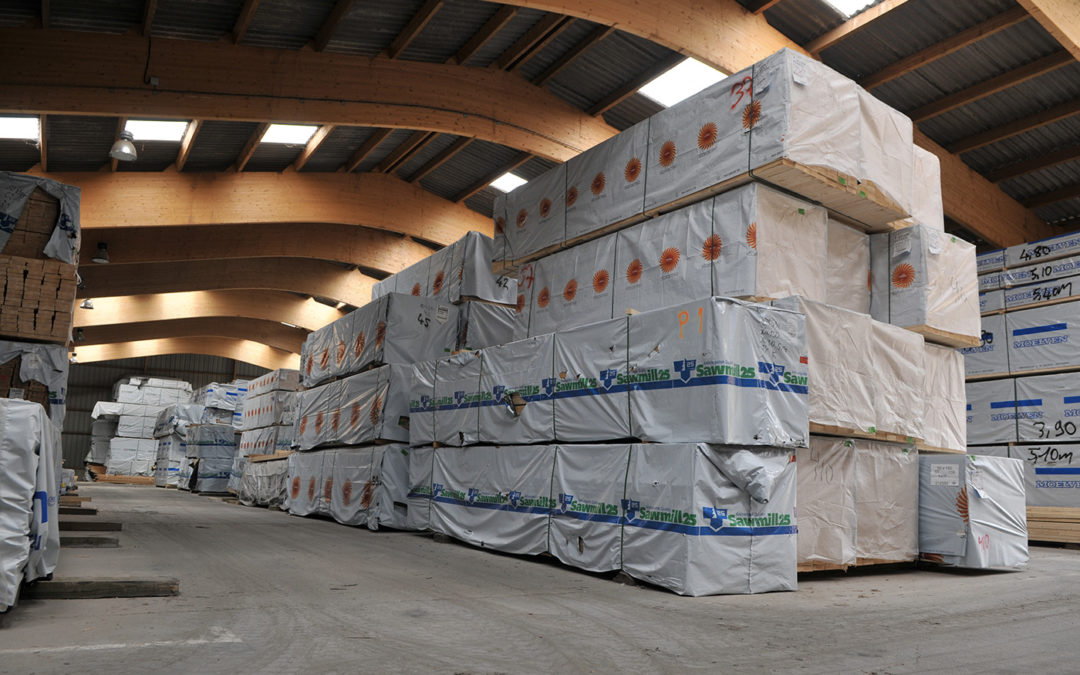 Notice environnementale type pour les fabricants de bois lamellé