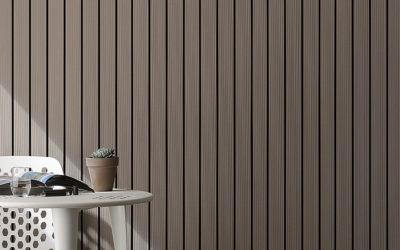 Cover Smart, bardage en bois reconstitué haute performance par NEOLIFE