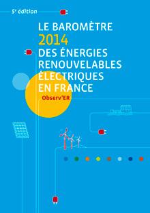 Le baromètre des énergies renouvelables électriques en France