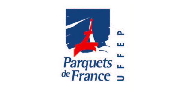 Une marque qui permet d'identifier les parquets de fabrication française