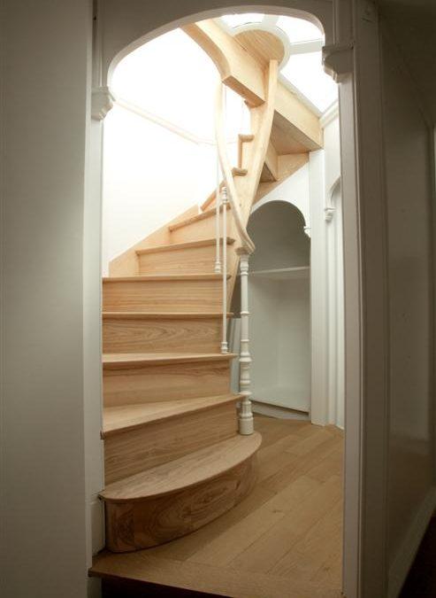 EURL JUSTE : menuiserie, charpente, escalier dans la région de Bordeaux en Gironde