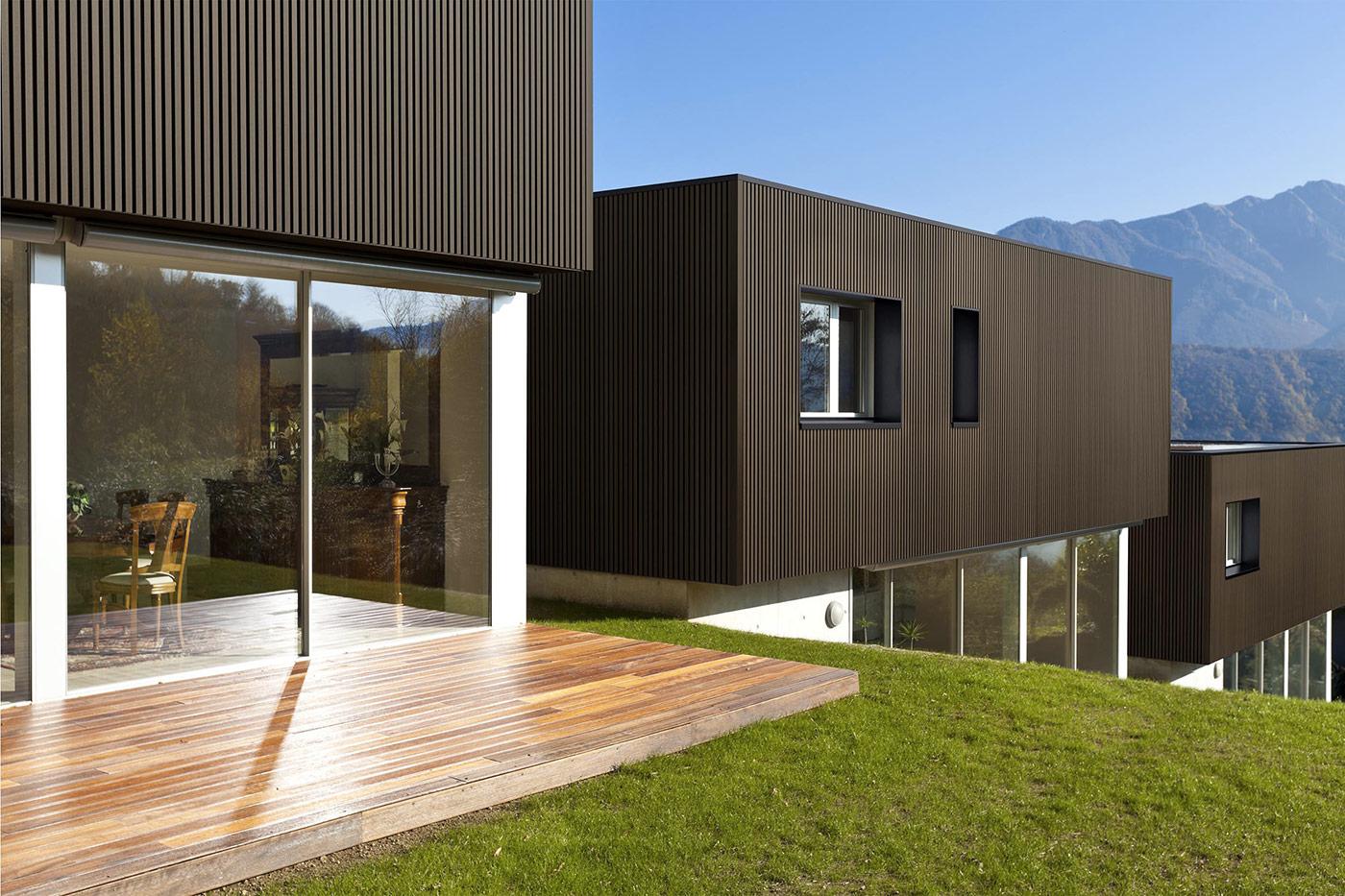 bardage weo de fiberdeck bardage bois faux claire voie composite co extrud garanti 15 ans. Black Bedroom Furniture Sets. Home Design Ideas