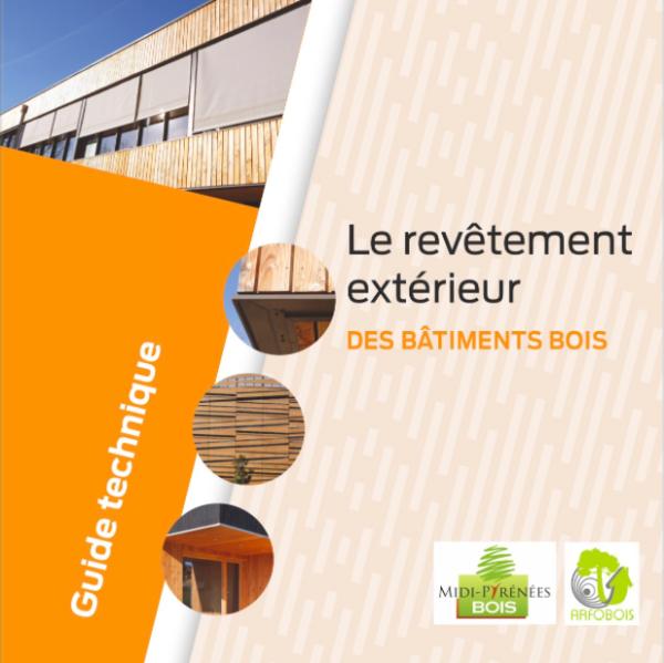 Guide téléchargeable pour le revêtement extérieur des bâtiments bois