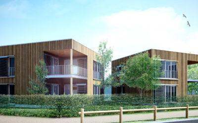 25 logements Bepos en Vendée qui font la part belle au matériau bois