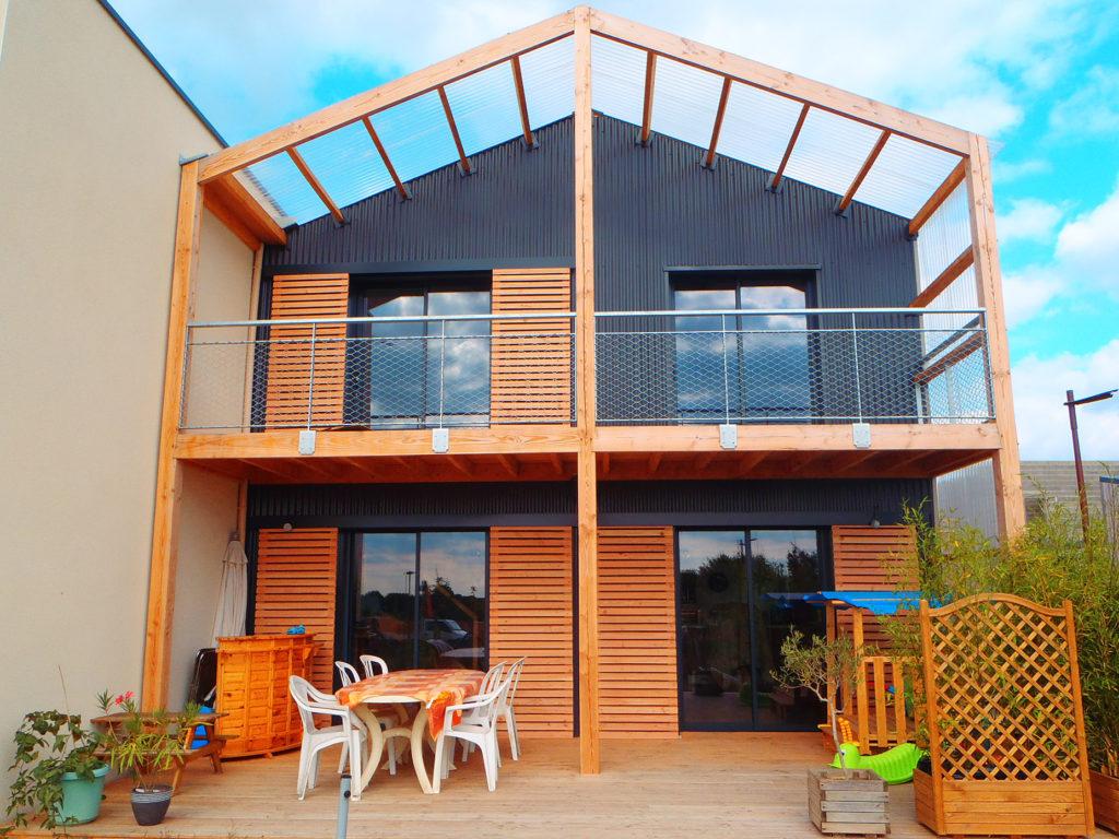 Cout architecte maison maison bbc prix pour construire en for Prix maison architecte