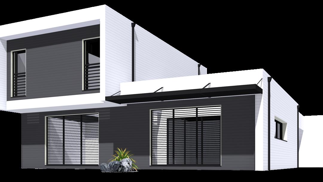 Une maison bois pour expérimenter la performance énergétique en climat chaud