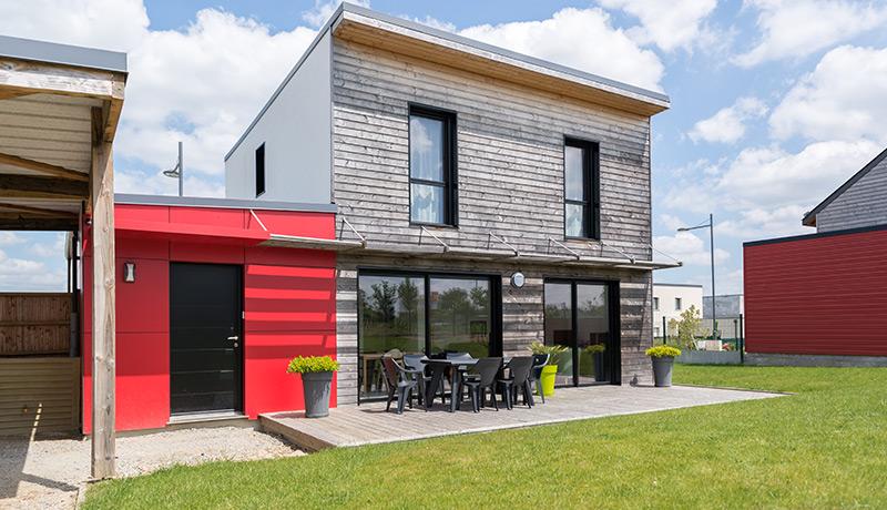 Macoretz Bois constructeur de maisons en bois dans toute la Loire-Atlantique
