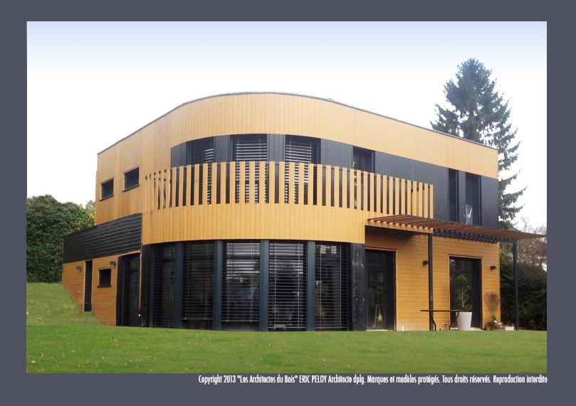 Les Architectes du Bois : Eric Peloy Architecte dplg