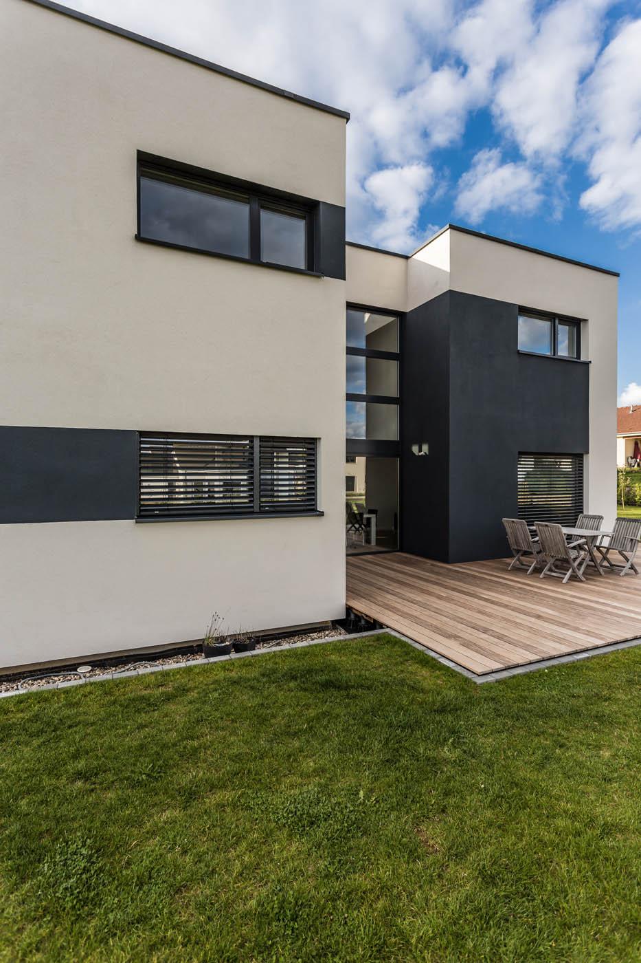 Maison bois design maison bois with maison bois design for Design et maison