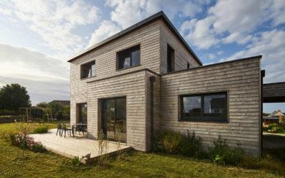 En un an, Trecobois double ses ventes de maisons à ossature bois