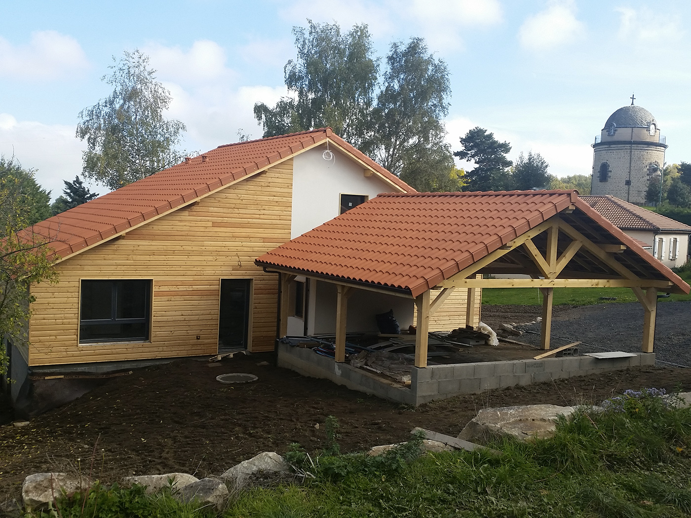 Constructeur maison bois puy de dome ventana blog for Constructeur maison bois