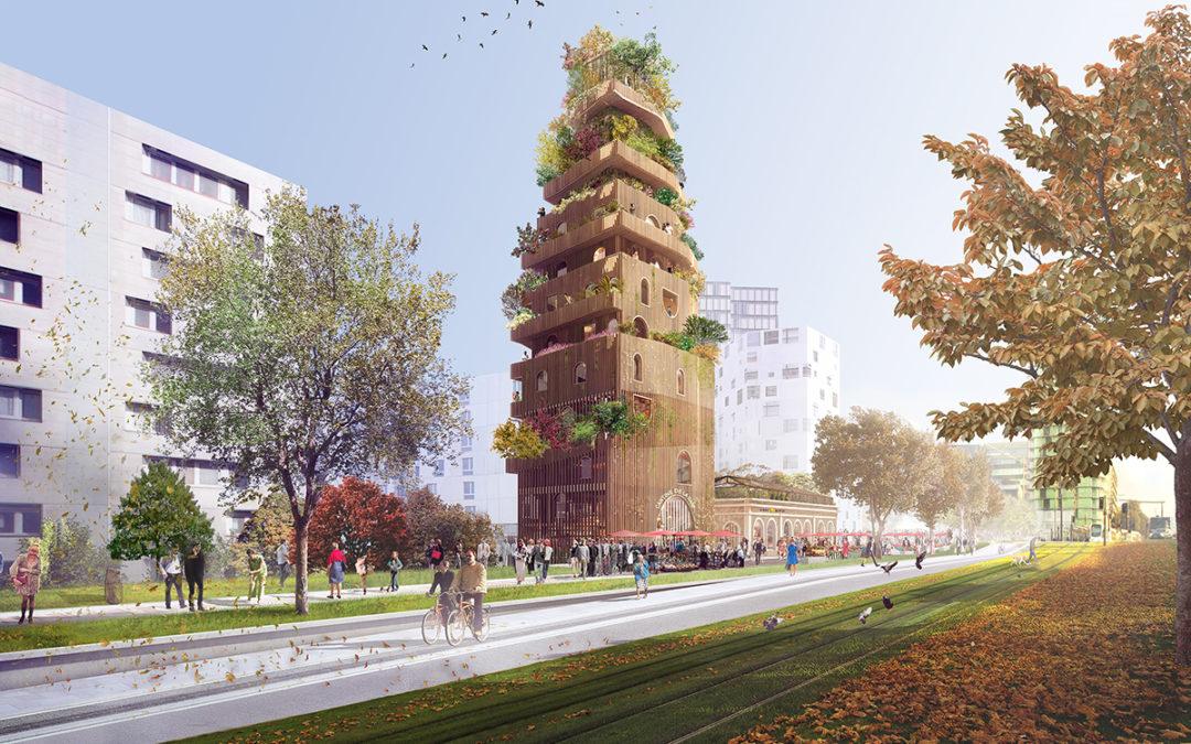 Réinventer Paris avec le bois !