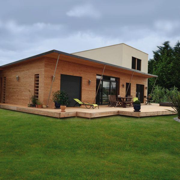 construction maison bois rhone alpes ventana blog. Black Bedroom Furniture Sets. Home Design Ideas