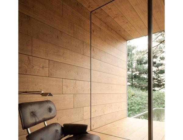 OTIIMA 38 FUSION : fenêtre coulissante sans profil