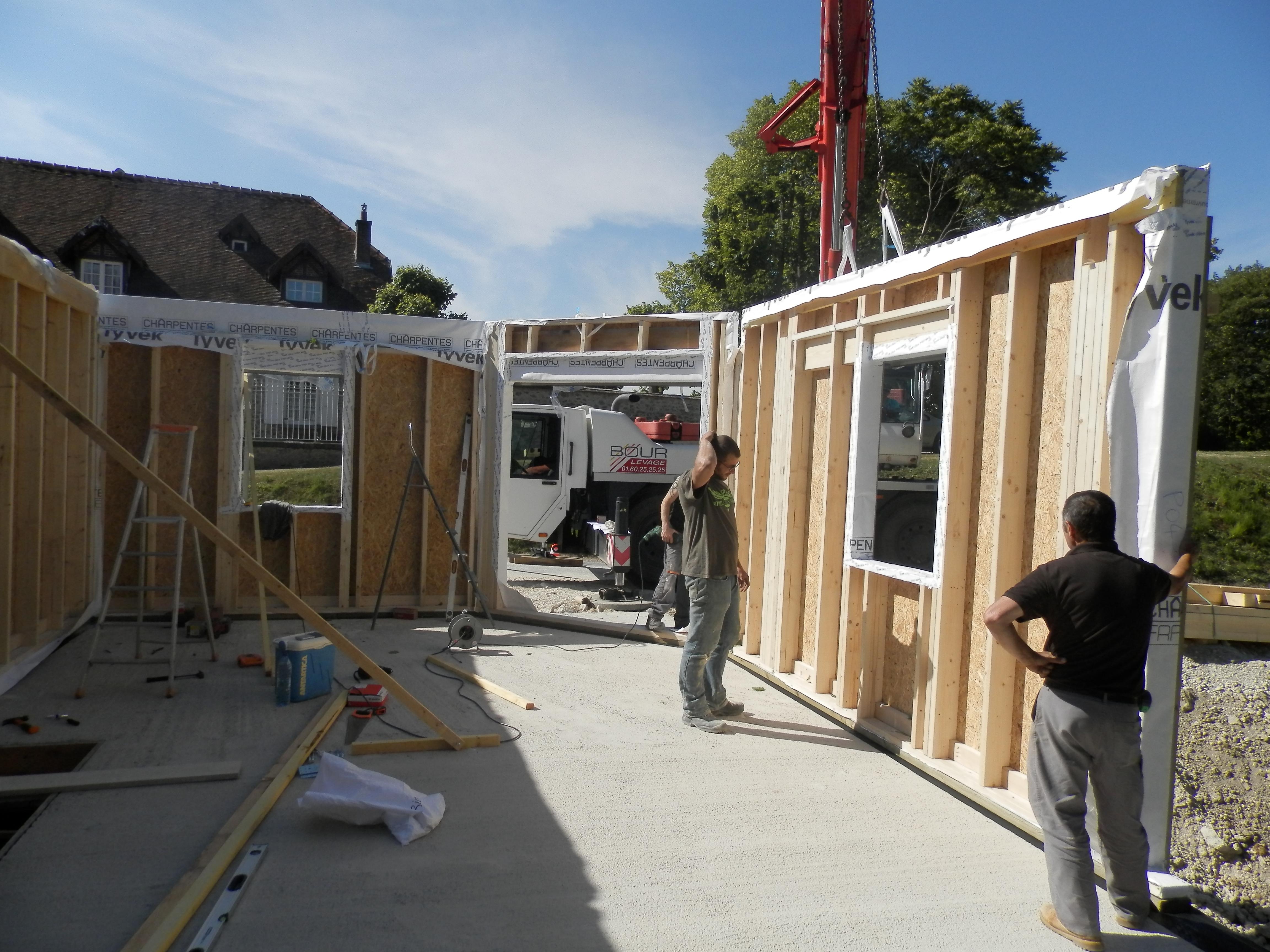 Constructeur maison bois loiret for Constructeur maison loiret