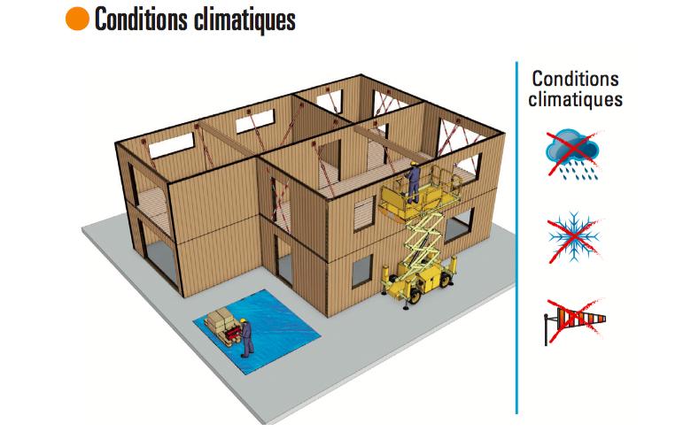 Le programme PACTE publie le Calepin de chantier numérique « Panneaux massifs bois contrecollés – Neuf »