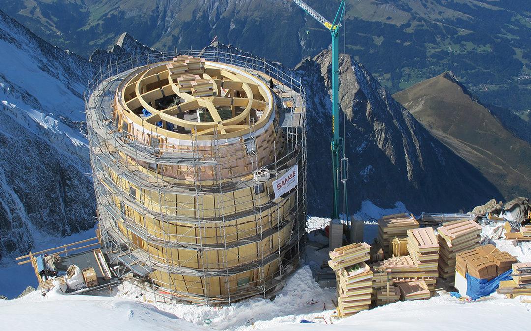 Le refuge du Goûter : Altitude 3837 m, un défi fou !