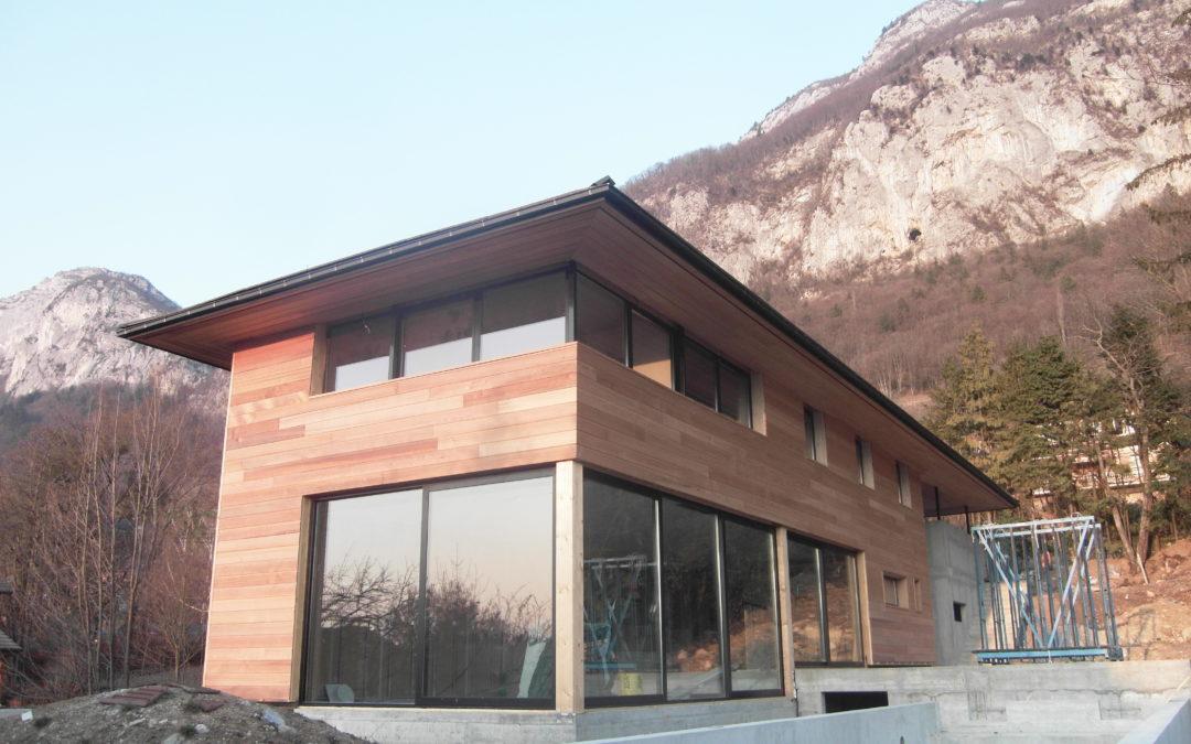Fibres de bois pour une maison bois