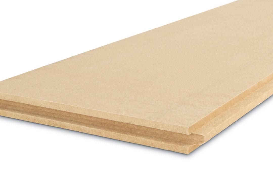 STEICOintégral, isolant en fibres de bois à la double utilisation : toitures et façades enduites