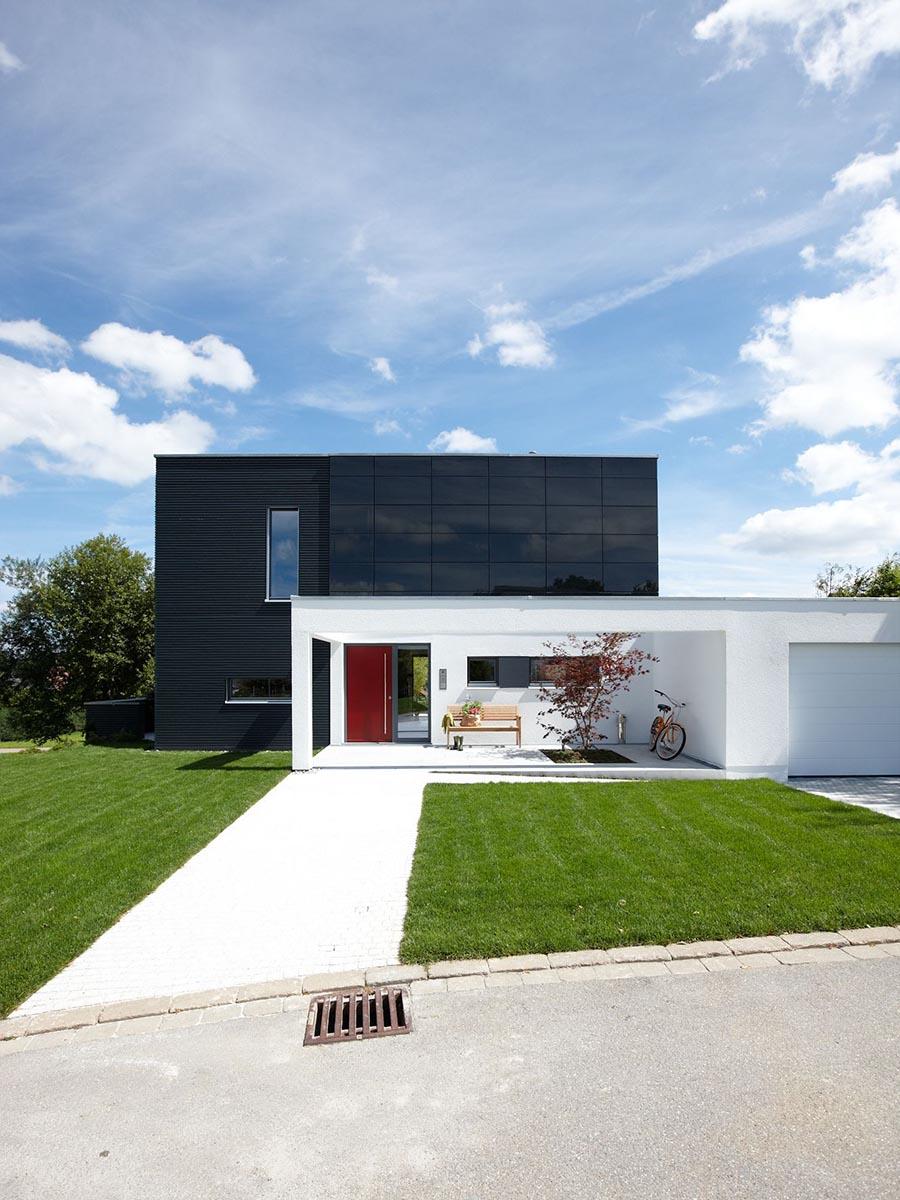 schw rerhaus kg des maisons ossatures bois allemandes. Black Bedroom Furniture Sets. Home Design Ideas
