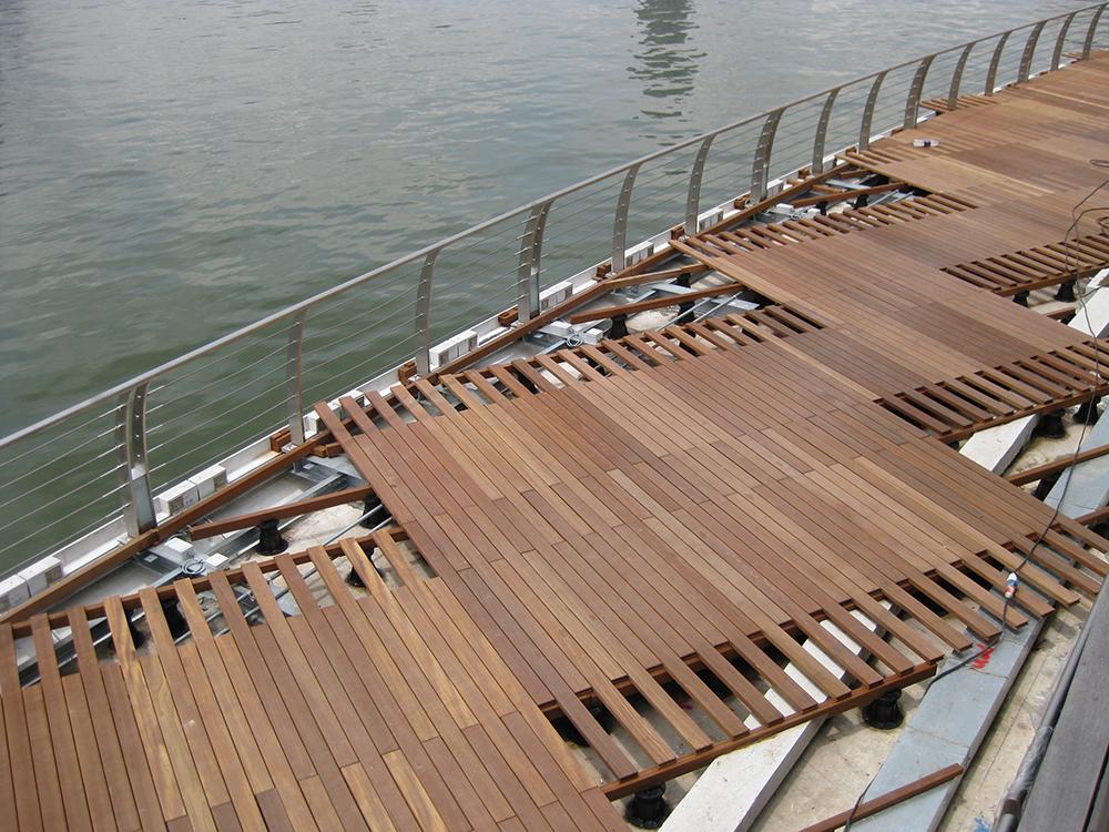 BPI – Fabricant de plots réglables pour tous types de terrasses
