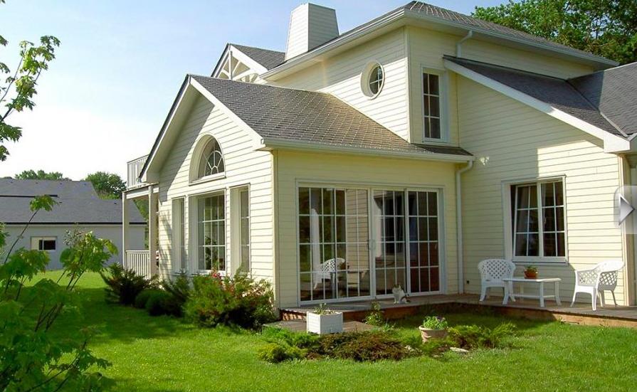 maison bois guerande