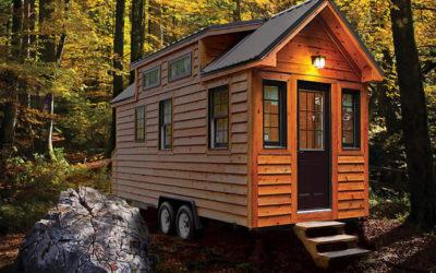 La loi permet les résidences principales en bois démontables