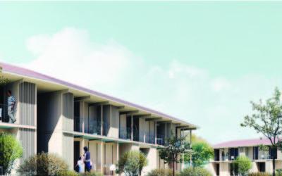 Opération BIM-BOIS-BEPOS (B3) : 62 logements 100% bois à Chanteloup-en-Brie