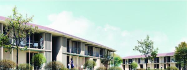 BIM-BOIS-BEPOS (B3) : 62 logements 100% bois à Chanteloup-en-Brie