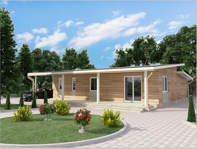 Robin wood maisons bois low cost la maison bois par for Constructeur maison seine et marne